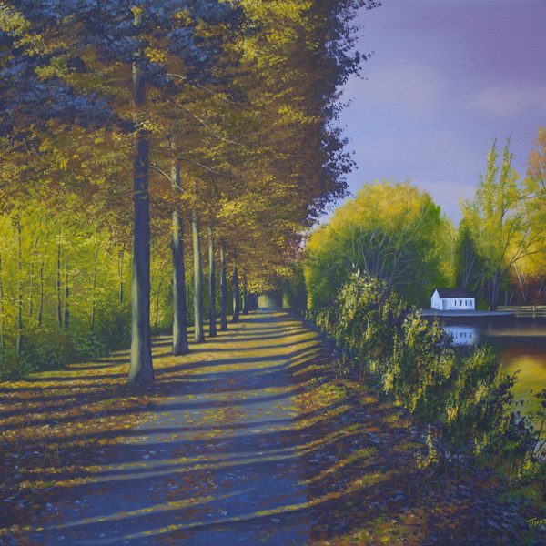 Delaware Canal Prints