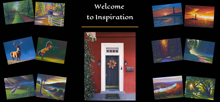 Welcome to Inspiration: 30 Days of Poems, Paintings, & Ponderings