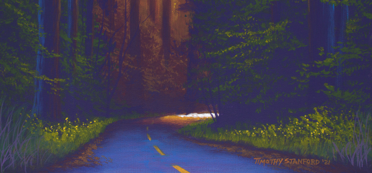 """A Poem Inspired by """"Drama Road"""""""